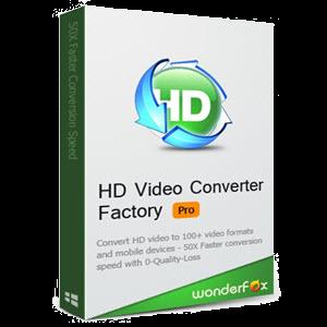 HD Video Converter Factory Pro 16 License Key