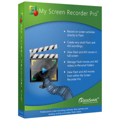 My Screen Recorder Pro 5.14 Crack And Serial Key Full Version