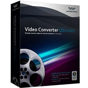 Wondershare Video Converter Ultimate 10.3.0 Serial Key