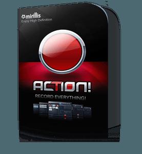 Mirillis Action 3.10.0 Crack With License Key Full Torrent 2019