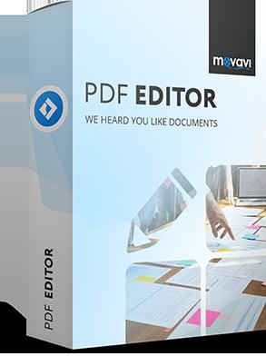 Movavi PDF Editor 2.4.1 Crack with Registration Key Torrent 2019