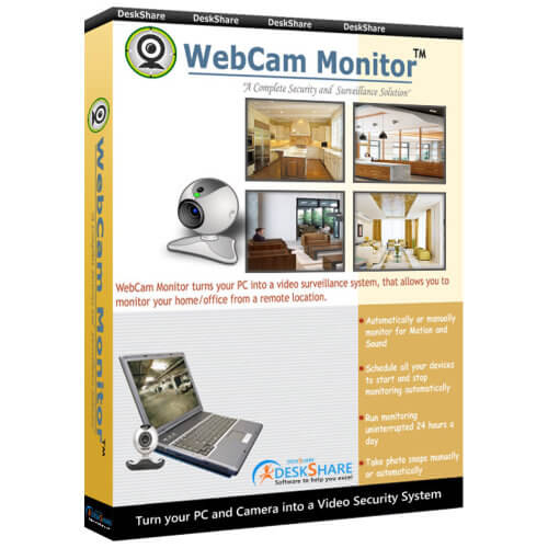 WebCam Monitor 6.24 Serial Key + Crack Full Download