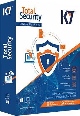 K7 TotalSecurity 15.1.0330 Crack Full Keygen Free Download