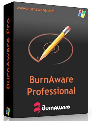 BurnAware Professional 11.8 Crack + Serial Key Full Version Download