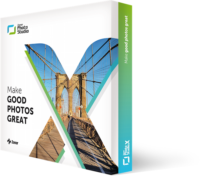 Zoner Photo Studio X 19.1909.2.189 Crack Plus Keygen Full Version