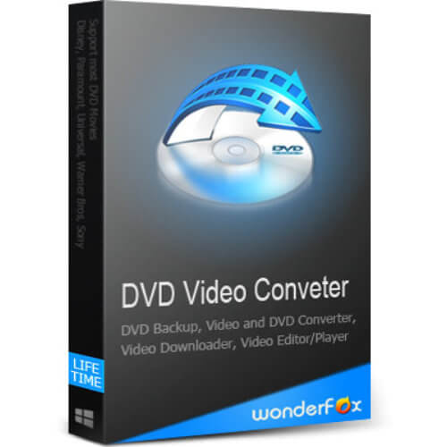 WonderFox DVD Video Converter 17.2 with Lifetime Crack