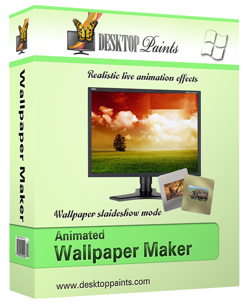 Animated Wallpaper Maker 4.4.19 Crack + Serial Key Full Version 2019